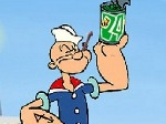 Game Popeye: Find the numbers