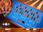 Game Casino Roulette Blue