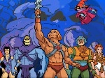 Play He-man: Sort the tiles free
