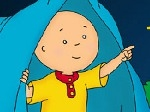 Play Caillou: Ruca Follow the Stars free