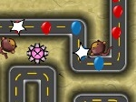 Game Bloons Tower Defense 4