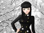 Play First Snow Dress Up free