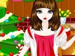 Play Pretty Christmas Girl free