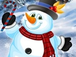Play Snowman Dress up free