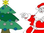 Play Santa Colouring free