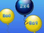 Game Balloon Pop Math