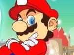 Game Snowy Mario