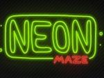 Play Neon Maze free