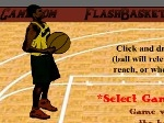 Play Flash Basket free