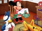 Game Mickey, Donald and Goofy Online Coloring