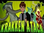 Play Ben10 - Krakken Attack free