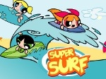 Game Super Surf: Powerpuff Girls