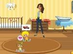 Game Super Baby Sitter