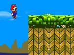 Game Mario Bros. in Sonic World