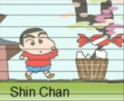 Game Shin-Chan Sweets