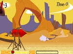 Play Wile E Rocket Ride free