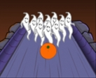 Play Halloween Bowling free