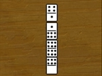 Game Jamaican dominoes