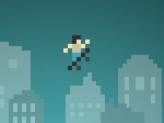 Game Pixel City Skater
