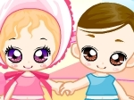 Play Vestir a bebés free