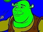 Play Paint Shrek free