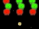 Play Colorful Invaders free