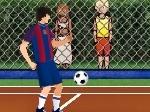 Play Football Tennis Gold Master free