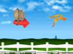 Play Pig On Rocket free