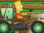 Play Bart Kart free