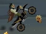 Game Zombie Rider