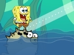 Play SpongeBob Incredible Jumping free