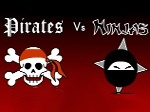 Play Pirates vs Ninjas free
