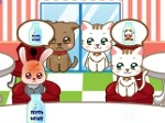 Play Pet restaurant free
