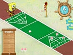 Game Jellyfish Shuffleboard SpongeBob