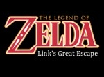 Game Legend of Zelda Link's great escape