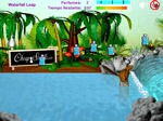 Play Sammy the Salmon Waterfall Leap free