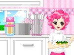 Play Decorate the kitchen free