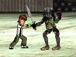 Play Ben 10 vs Predators free