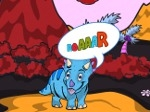 Play Color in dinosaurs free