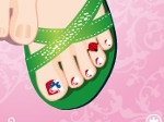 Play Paint Toenails free