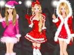 Play Barbie Christmas free