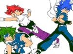 Game BeyBlade Online Coloring
