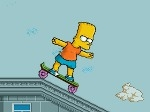 Game Bart on Skate