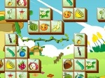 Game Fruits Vegetables Picture Matching