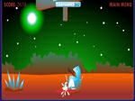 Play Alien Bounce free