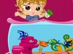 Game Bratz Babyz Fish Tank