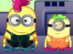 Play Minion Dressup free