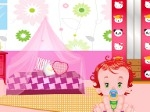Play Decorate baby rooms free
