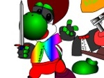 Play Dress Yoshi free