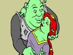 Game Shrek and Fiona